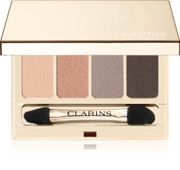 Clarins 4-Colour Eyeshadow Palette paleta farduri de ochi