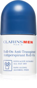 Clarins Men Antiperspirant Roll-On antitranspirante roll-on sin alcohol