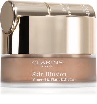 Clarins Skin Illusion Loose Powder Foundation fondotinta in polvere con pennellino