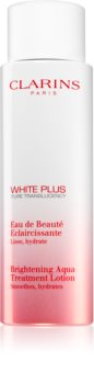 Clarins White Plus Pure Translucency Brightening Aqua Treatment Lotion Brightening Skin Lotion with Moisturizing Effect