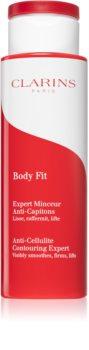 Clarins Body Fit Anti-Cellulite Contouring Expert Kiinteyttävä Vartalovoide Selluliitin Hoitamiseen