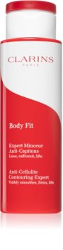 Clarins Body Fit Anti-Cellulite Contouring Expert зміцнюючий крем для тіла проти розтяжок та целюліту