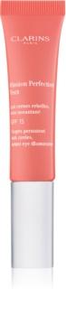 Clarins Mission Perfection Eye bőrélénkítő szemkrém duzzanatok és sötét karikák ellen SPF 15
