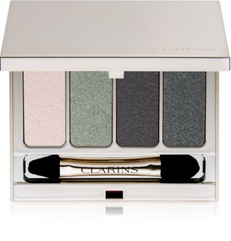 Clarins Eye Make-Up Palette 4 Couleurs палітра тіней