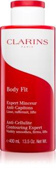 Clarins Body Fit Anti-Cellulite Contouring Expert крем для тіла проти целюліту