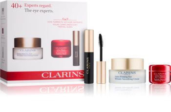 Clarins Extra-Firming The Eye Experts coffret II. para mulheres