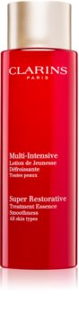 Clarins Super Restorative Treatment Essence vlažilna esenca za posvetlitev in zgladitev kože