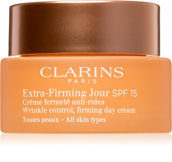 Clarins Extra-Firming Day dnevna krema za obnovo čvrstosti obraza
