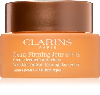 Clarins Extra-Firming Day krem na dzień przywracający gęstość skóry