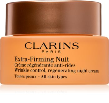 Clarins Extra-Firming Night Firming and Regenerating Night Cream for All Skin Types