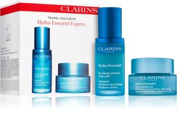 Clarins Hydra-Essentiel kozmetická sada (pre suchú pleť)