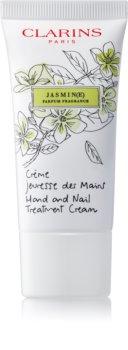 Clarins Specific Care Jasmine hidratantna krema za ruke i nokte