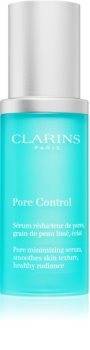 Clarins Pore Control Serum серум за матов вид на кожата и за стягане на порите