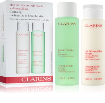 Clarins Cleansers Cosmetic Set VII. for Women