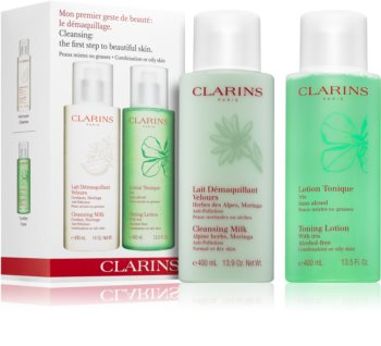 Clarins Cleansers Cosmetic Set for Women II.