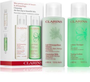 Clarins Cleansers kit di cosmetici II. da donna