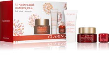 Clarins Super Restorative Set козметичен комплект II. за жени