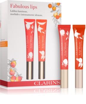 Clarins Fabulous Lips kozmetični set I. za ženske