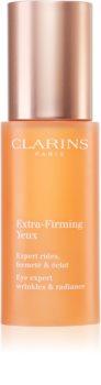 Clarins Extra-Firming Eye бальзам для шкіри навколо очей від  зморшок, набряків та темних кіл під очима