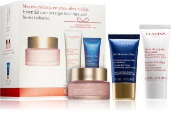 Clarins Multi-Active Cosmetic Set I. for Women