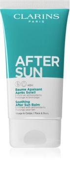 Clarins After Sun Soothing After Sun Balm βάλσαμο για μετά την ηλιοθεραπεία για  αύξηση της διαρκείας του μαυρίσματος