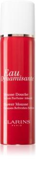 Clarins Eau Dynamisante Shower Mousse пяна-грижа за душ