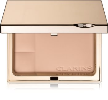 Clarins Ever Matte Radiant Matifying Powder компактна пудра з матуючим ефектом