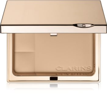 Clarins Ever Matte Radiant Matifying Powder компактна пудра  за матиране