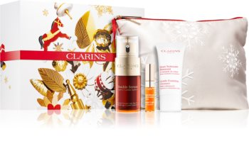 Clarins Double Serum set cadou (pentru femei) I.