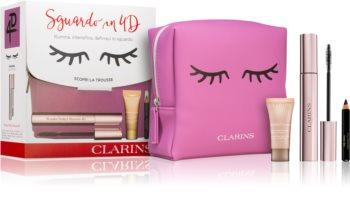 Clarins Eye Make-Up Wonder Perfect 4D kit di cosmetici I. da donna