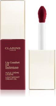 Clarins Lip Comfort Oil Intense Oil Lip Gloss with Nourishing Effect