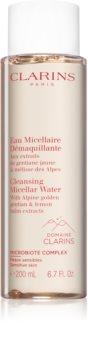 Clarins Cleansing Micellar Water apa pentru curatare cu particule micele