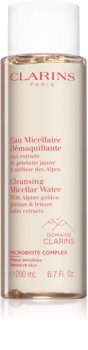 Clarins Cleansing Micellar Water почистваща мицеларна вода