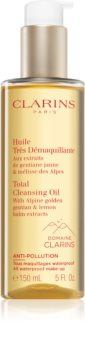 Clarins Total Cleansing Oil čisticí a odličovací olej