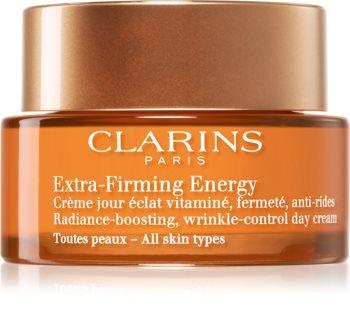 Clarins Extra-Firming Energy подсилващ и озаряващ крем