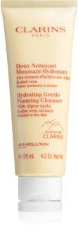 Clarins Hydrating Gentle Foaming Cleanser tisztító habzó krém hidratáló