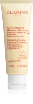 Clarins Hydrating Gentle Foaming Cleanser почистваща крем- пяна хидратираща