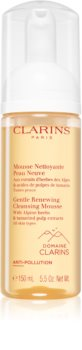 Clarins Gentle Renewing Cleansing Mousse Gentle Cleansing Foam
