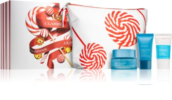 Clarins Hydra-Essentiel Hydration Essentials zestaw kosmetyków dla nawilżenia skóry ciała  (dla kobiet)