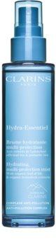 Clarins Hydra-Essentiel Hydrating Multi-Protection Mist hydratační ochranná mlha s rozprašovačem