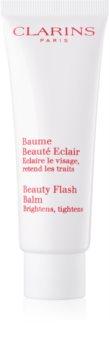 Clarins Beauty Flash Balm crema illuminante per pelli stanche
