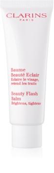 Clarins Beauty Flash Balm crema iluminatoare pentru ten obosit