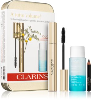Clarins Supra Volume Mascara Set set cadou (pentru ochi)