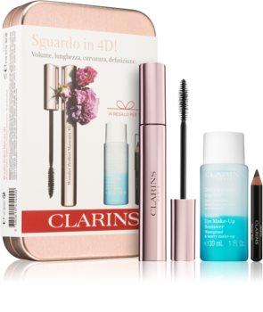 Clarins Wonder Perfect Mascara 4D Set zestaw upominkowy (do oczu)