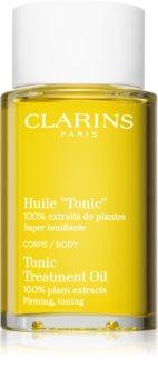 Clarins Tonic Body Treatment Oil óleo corporal refirmante  para eliminar as estrias