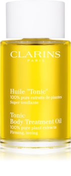 Clarins Body Age Control & Firming Care huile pour le corps raffermissante anti-vergetures