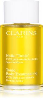 Clarins Tonic Body Treatment Oil ujędrniający olejek do ciała przeciw rozstępom