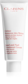 Clarins Hand and Nail Treatment Care crema suave para manos y uñas