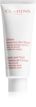 Clarins Hand and Nail Treatment Care pflegende Creme für Hände und Fingernägel
