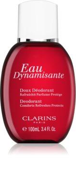 Clarins Eau Dynamisante Deodorant дезодорант с пулверизатор унисекс